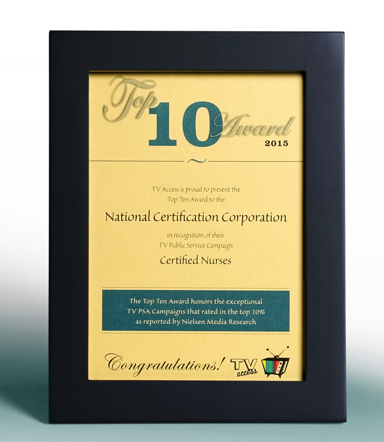 Certified nurses are everywhere campaign recognized as a top psa since the launch of the campaign in february 2014 the certified nurses are everywhere campaign has received over 362 million impressions 1betcityfo Image collections